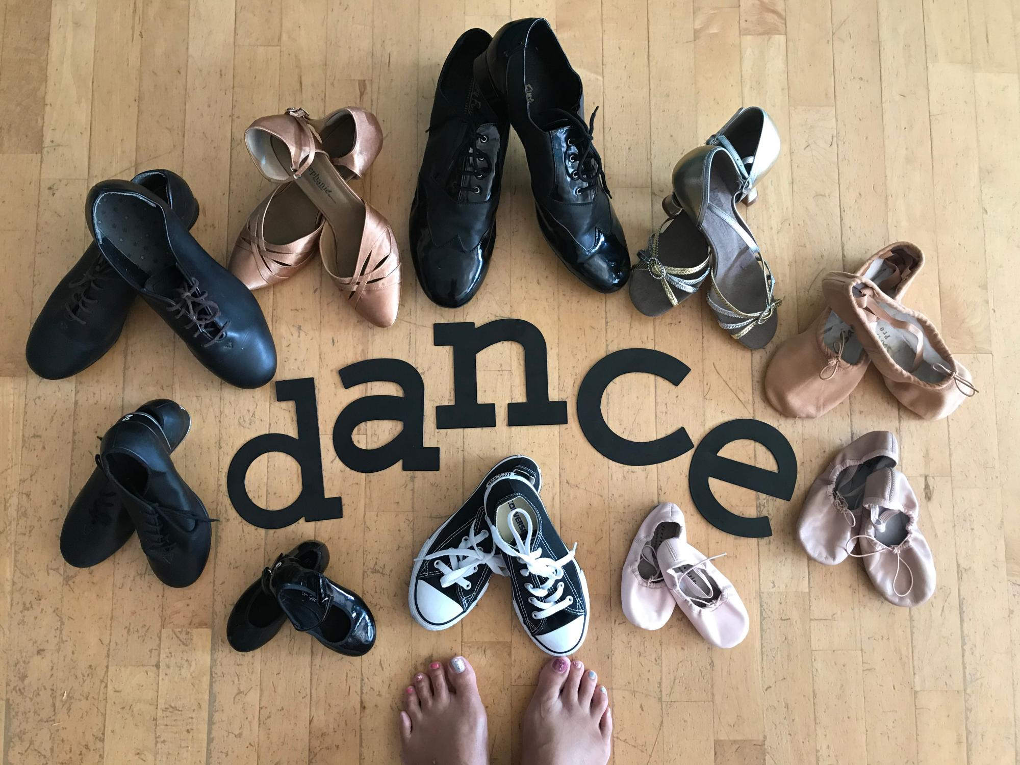Two Left Feet® Dance online classes